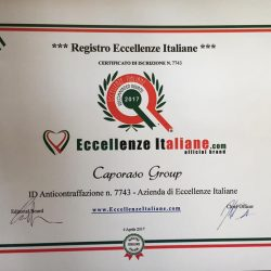 Caporaso Group Srl